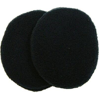 イヤーラックス フリース ブラック(S~Mサイズ(5cm~8cm)1組)