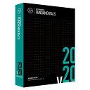 A&A エーアンドエー Vectorworks Fundamentals 2020 スタンドアロン版