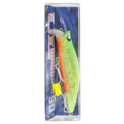 ムカイフィッシング(Mukai Fishing) オルタネイティブ ウルングマ 90 チャートオレンジベリー