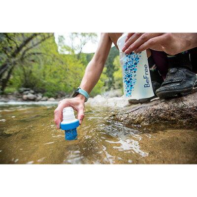 カタダイン 携帯浄水器 ハイドラパック BeeFree ビーフリー 12792(1個)