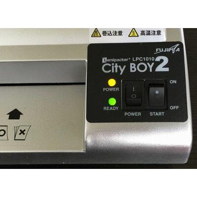 フジプラ (LPC1010) ラミパッカー LPC1010 カードサイズラミネーターCityBoy2