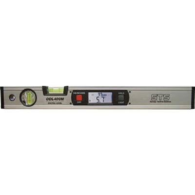 STS デジタル水平器 ODL400M