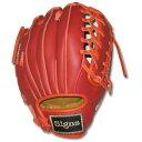 Signsサインズ軟式用野球グローブ9.5インチ 右投げ用 オレンジ
