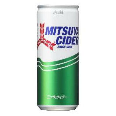 アサヒ飲料 三ツ矢サイダー缶250ml(20入り)N