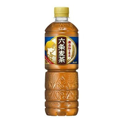 アサヒ飲料 アサヒ六条麦茶PET660mlN