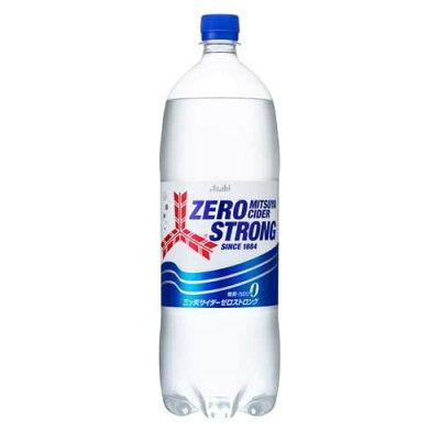 アサヒ飲料 三ツ矢サイダーゼロストロングP1.5N