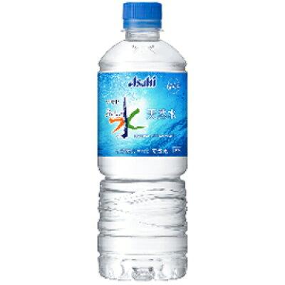 アサヒ飲料 19アサヒおいしい水PET600VM