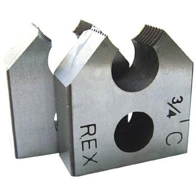 REX レッキス工業 2RC用チェザー 25 2RCK-25 1228137