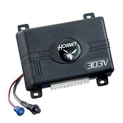 加藤電機 HORNET ホーネット アンサーバックリモコン付きモデル 303V カーセキュリティ