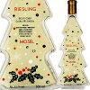 コートーコーポレーション クリスマスボトル 白 500ml