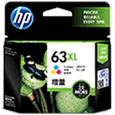 HP インクカートリッジ F6U63AA 3色