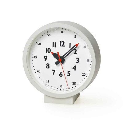 レムノス ふんぷんくろっく for table 置き時計 掛け時計 YD18-04 lemnos fun pun clock