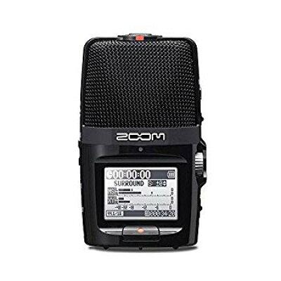 ズーム  ハンディレコーダー ZOOM H2N