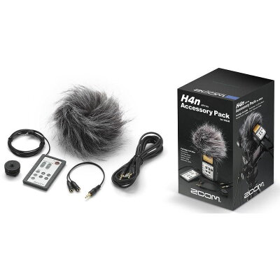 zoom aph-4n for dslr h4nアクセサリーパッケージ デジタル一眼レフカメラ、ビデオカメラでh4nを