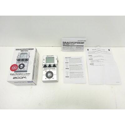 ZOOM/ズーム マルチエフェクター ZOOM MS-50G MS50G マルチストンプ