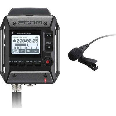 ZOOM フィールドレコーダー F1-LP