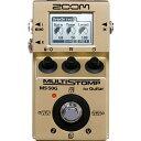 zoom / ms   i multistomp guitar pedal gold limited ピック