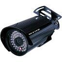 NEXTEC(ネクステック) 赤外線LED付きNEXTEC(ネクステック) 赤外線LED付き防塵・防滴カラー監視カメラ(セキュリティカメラ・防犯カメラ) NX-G321