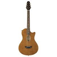 ESP BambooInn-CE Natural エレクトリックアコースティックギター スーパー イーエスピー BambooInn-CにピエゾPUを内蔵 (1309 2 RSS)
