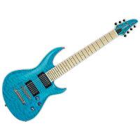 EDWARDS エドワーズ E-HR-III NT7 QM/M Aqua Marine 7弦ギター