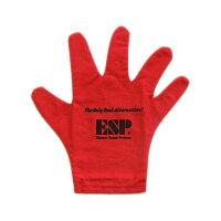ESP 手袋型クロス CL-8G(RED)