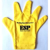 ESP 手袋型クロス CL-8G(YELLOW)