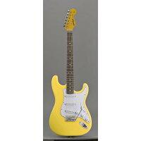 GrassRoots G-SE-42R Yellow エレキギター