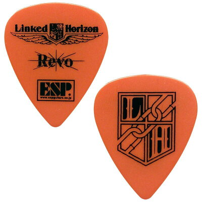 ESP Artist Pick Series Linked Horizon Revo Model PA-REVO10 Orange
