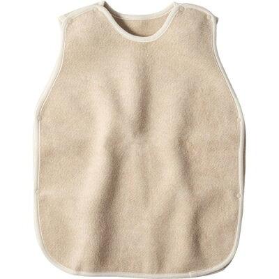 メイドインアース スリーパー 50-90cm 綿毛布 茶(1枚入)