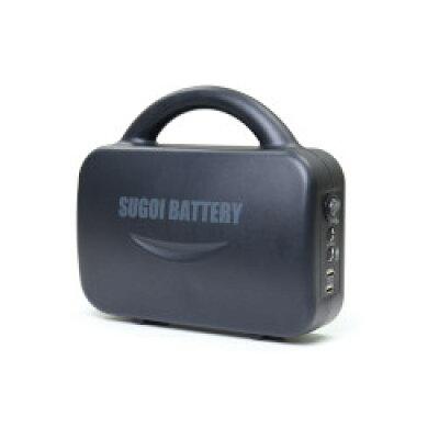 システムトークス モバイルバッテリー SGB-MDC300LP2-DX