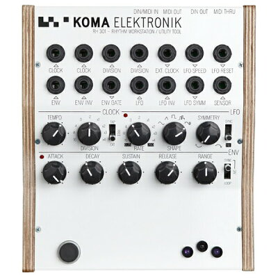 KOMA ELEKTRONIK RH301 (Rythm Genelator)