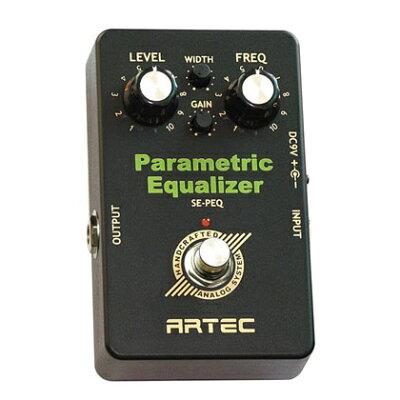 ARTEC エフェクター SE-PEQ イコライザー