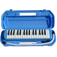 KIKUTANI キクタニ 鍵盤ハーモニカ ブルー MM-32 BLU
