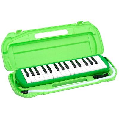 KIKUTANI 鍵盤ハーモニカ メロディメイト MM-32-GRE