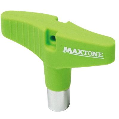 MAXTONE DK-23 GN シリコングリップドラムチューニングキー