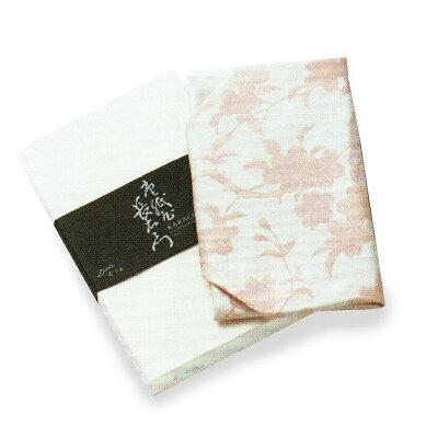 むす美 唐長 正絹紋織 袷ふくさ 専用 袱紗枝桜