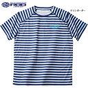 リバレイ/RBB  COOL TシャツII マリンボーダー M