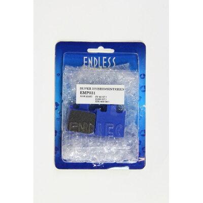 ENDLESS ニンジャZX-6R用 EMP031 レーシングシンタードパッド