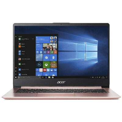 acer ノートパソコン Swift 1 SF114-32-N14Q/P CELERON 4,096.0MB 128.0GB