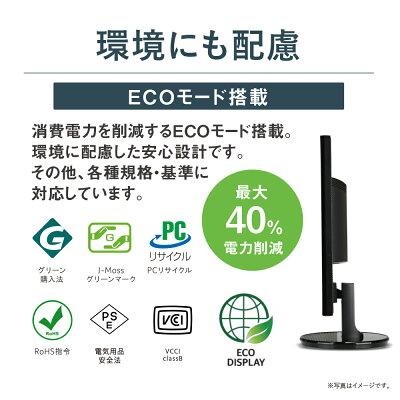 Acer エイサー 液晶モニター フルHD 23.6インチ K242HQLbid