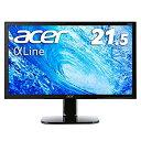 Acer/エイサー 21.5型ワイドLED液晶ディスプレイ KA220HQbmidx ブラック