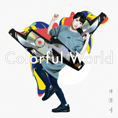Colorful World/CD/PUMP-0010
