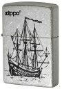 zippo ジッポー ライター 帆船 200ベース ハンセン シルバーバレル