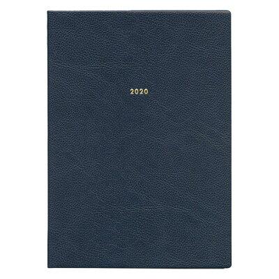 グリーティングライフ 2020年版 モーメントプランナー B5 バーチカル 紺 CD-927-HT