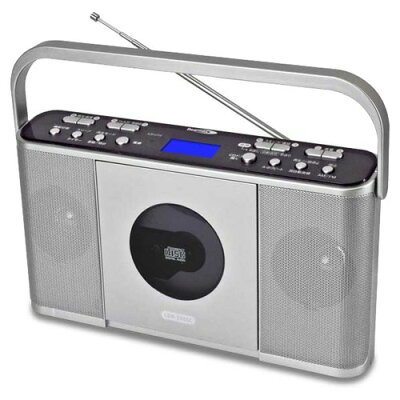 KUMAZAKi Aim  速聴き 遅聴きCDラジオ CDR-550SC