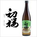 初桜 能登上撰 本醸造 720ml