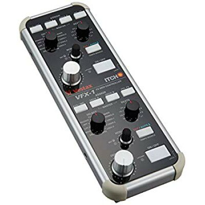 ベスタクス VCI-300+serato ITCH用 MIDIエフェクトコントローラーVestax VFX1
