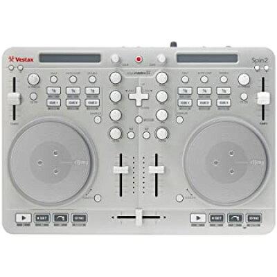 Vestax DJコントローラー  SPIN2
