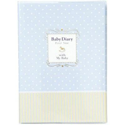 育児ダイアリー CDR-BDR01-BL