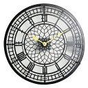 ハットトリック 掛け時計 ライティング ウォール クロック C DD-07802